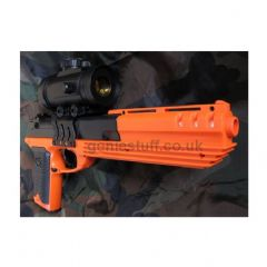 M39G Desert Eagle Style Orange Airsoft BB gun